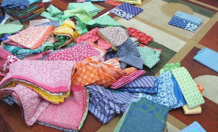 Harga Bahan Batik Per Meter Muslim Batik Produk Batik Batik Couple