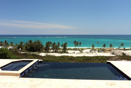 View From The Villa At Sky Beach Club Eleuthera