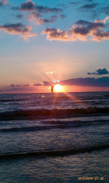 South Padre Island Sunrise Personal Photo I Took Myself