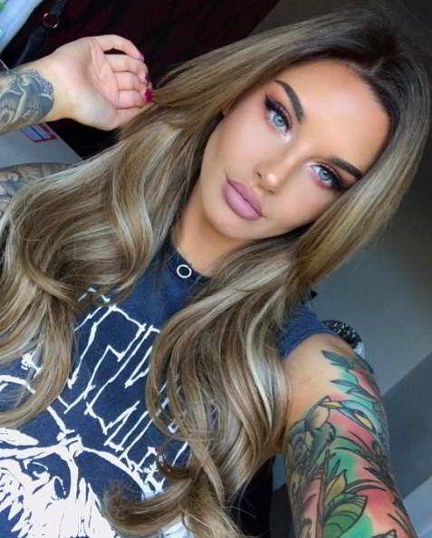 Resultado De Imagen Para Modelos Tatuadas Mas Famosas Cara Bonita