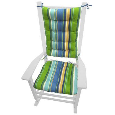 Prime Barnett Home Decor Coastal Indoor Outdoor Rocking Chair Home Interior And Landscaping Dextoversignezvosmurscom