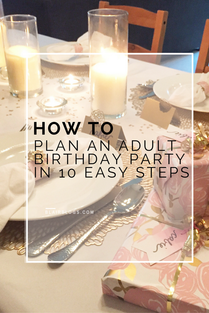 Planning An Adult Birthday Party 56