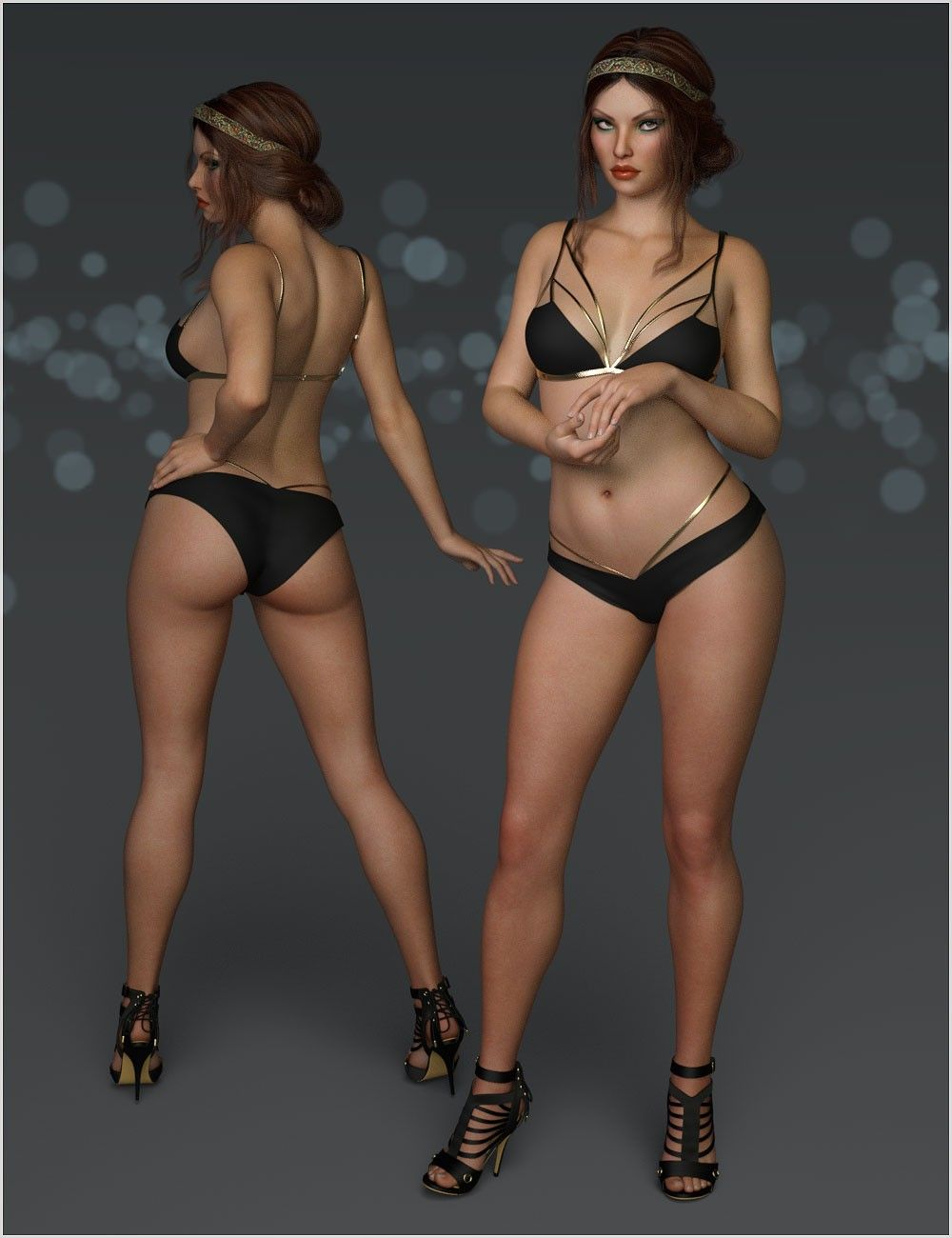 BD Vanja For Genesis 8 Female | 3D Models and 3D Software by Daz 3D ...