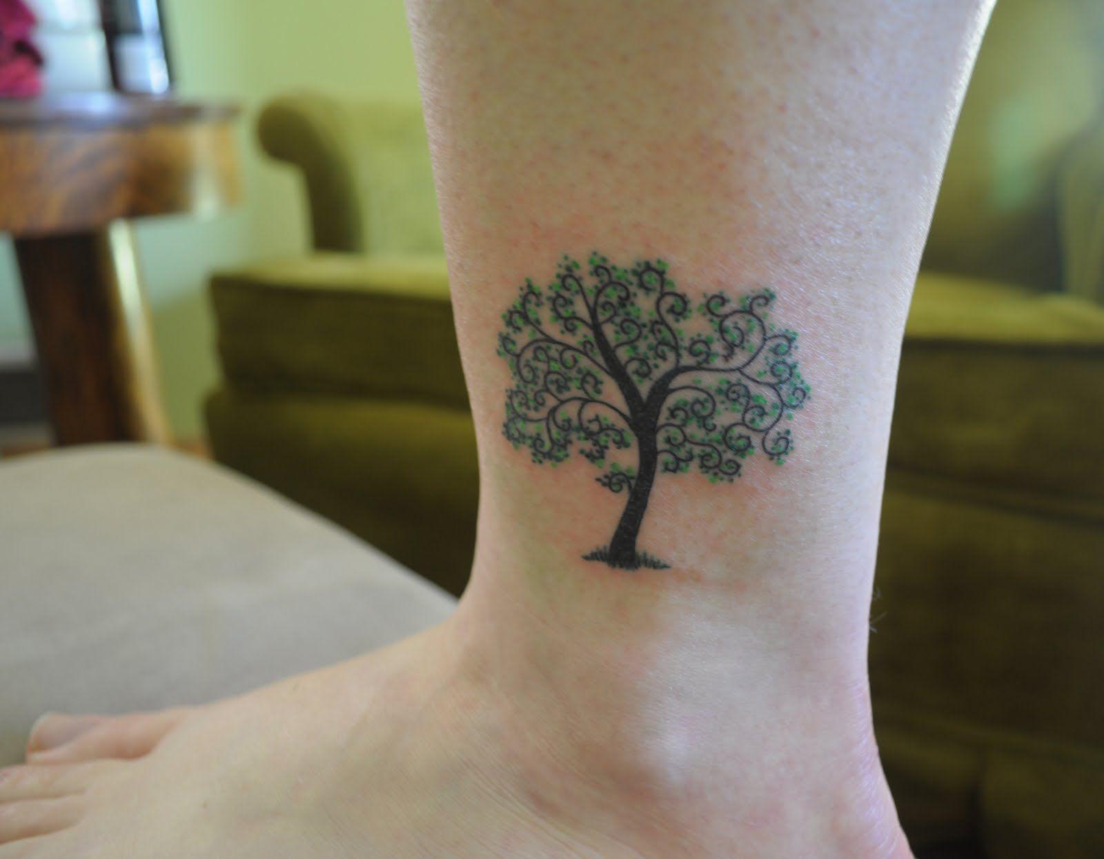 Small Tree Tattoos | Do you have any tattoos?