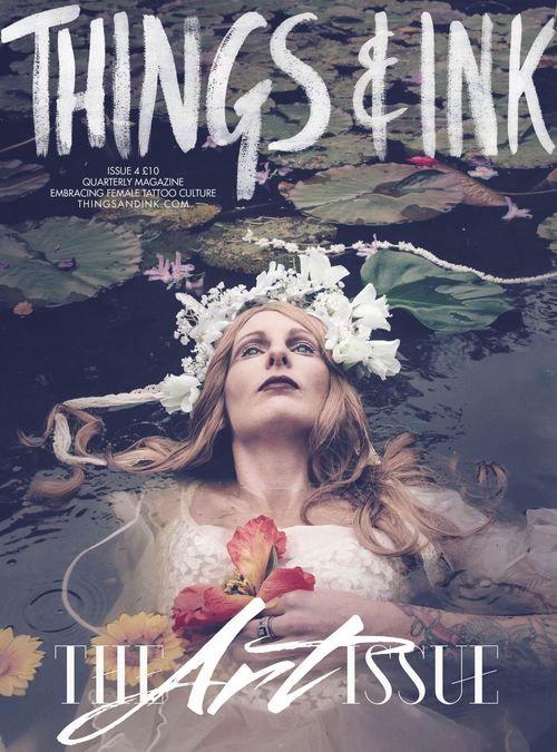 #cover Things & Ink (London, UK) #magazine