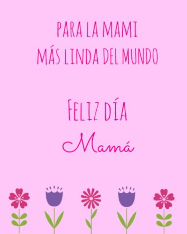 Free Printable Mother S Day Cards In Spanish And English Free Mothers Day Cards Spanish Mothers Day Mothers Day Cards
