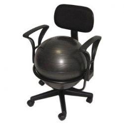 Yoga Ball Desk Chair