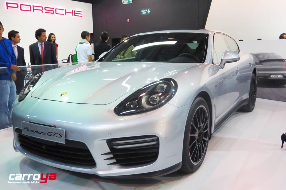 Uno de los mejores carros que se exponen en #elsalóndelautomóvil es el #Porsche Panamera