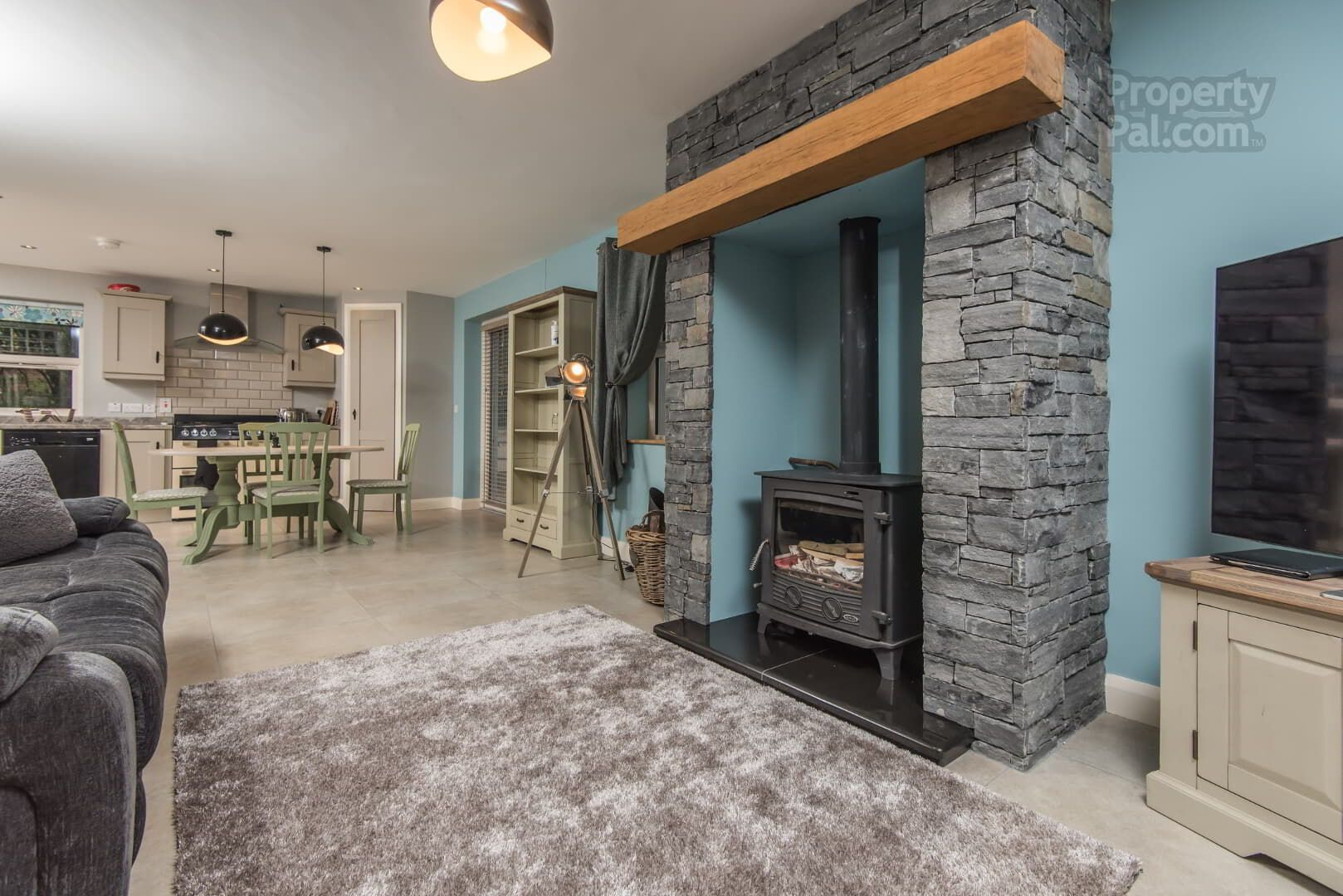 33 Ballycrummy Road, Armagh Gray interior, Property for