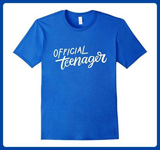 Mens Official Teenager Shirt Boy Girl