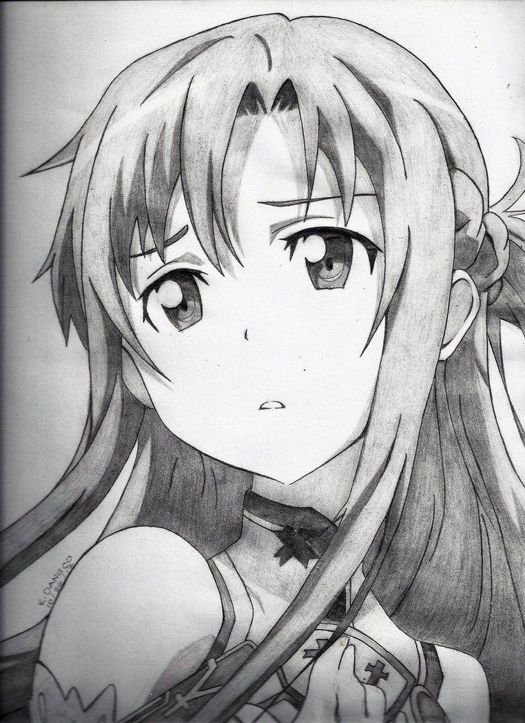 Pintura y dibujo por Majo Asuna en sword art onmline