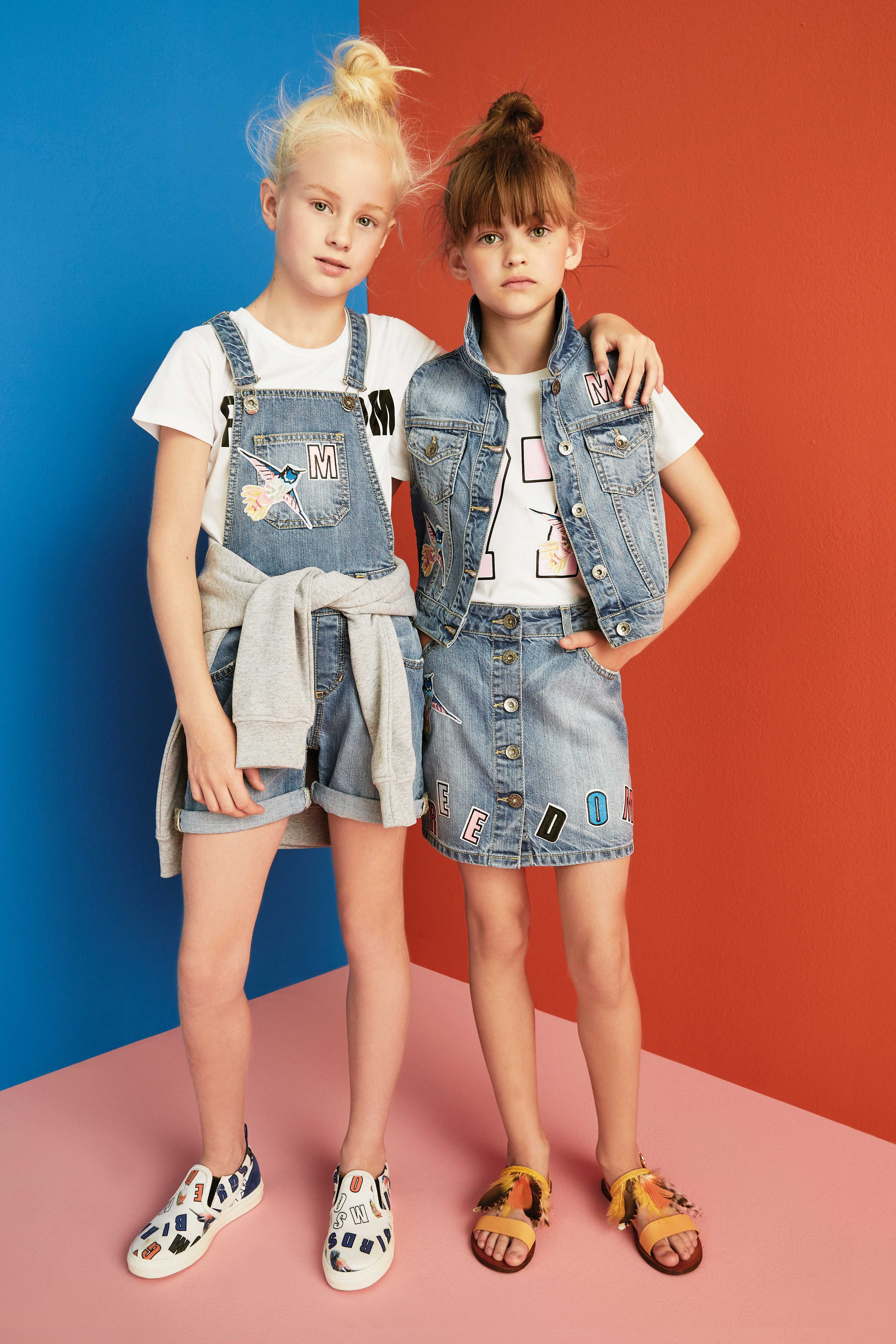 MSGM Kids SS16 at Shan and Toad.