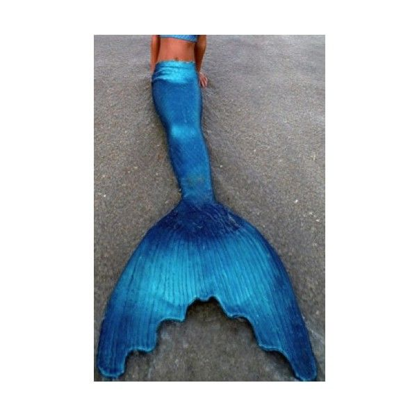 Basic Silicone Mermaid Tail 595 Liked On Polyvore Featuring