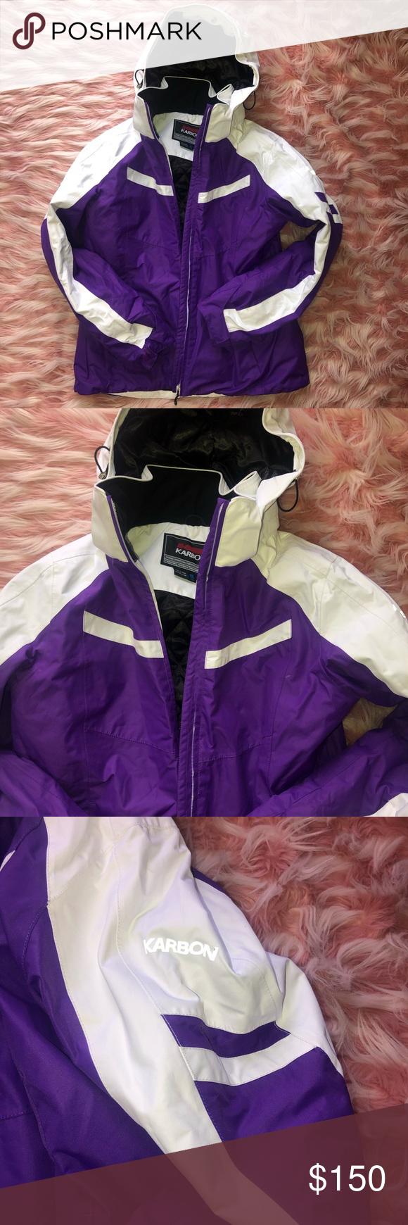 Women S Karbon Ski Jacket Size 12 Jackets Women