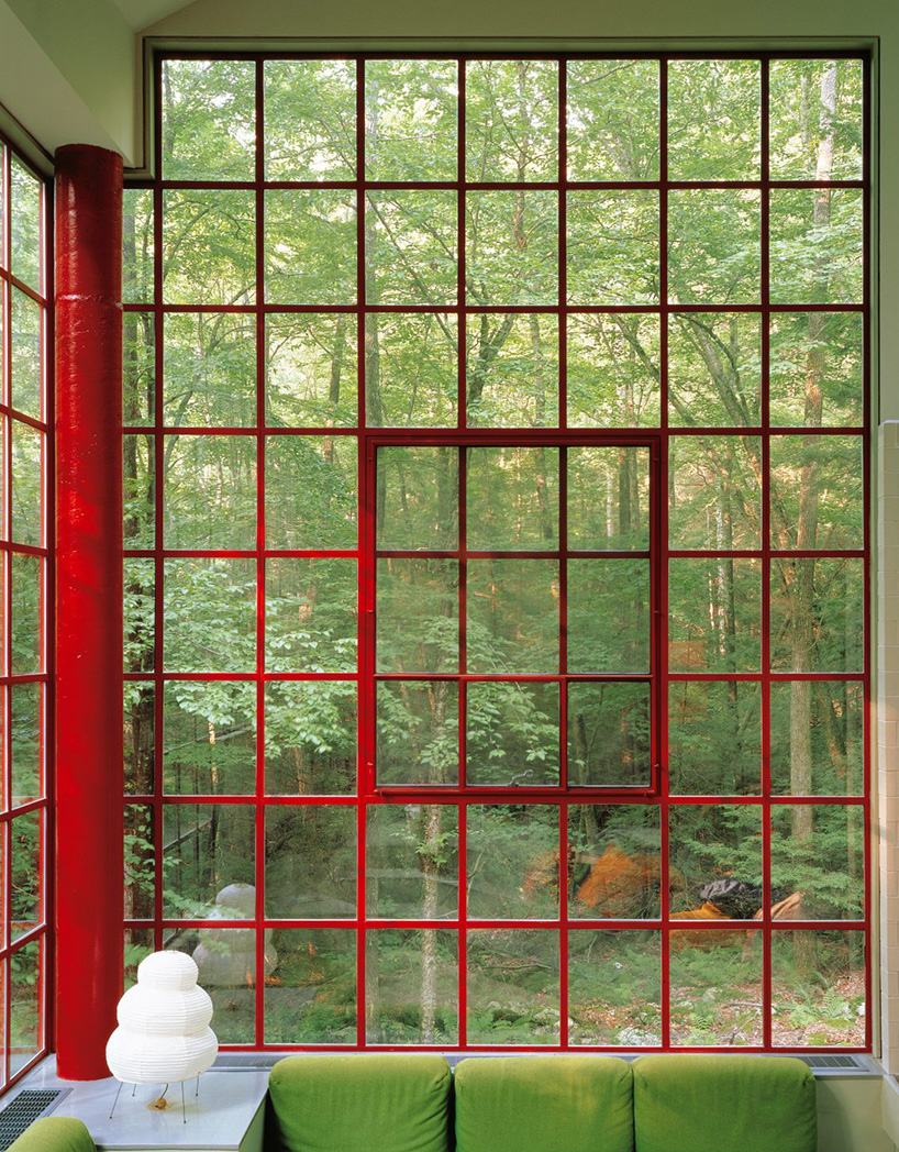 bohlin cywinski jackson's forest house — the firm'
