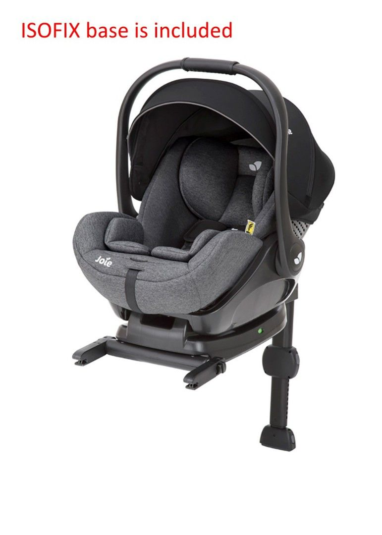 Joie Isofix Base Uk Joie I Level I Size Car Seat Group With Isofix Base In