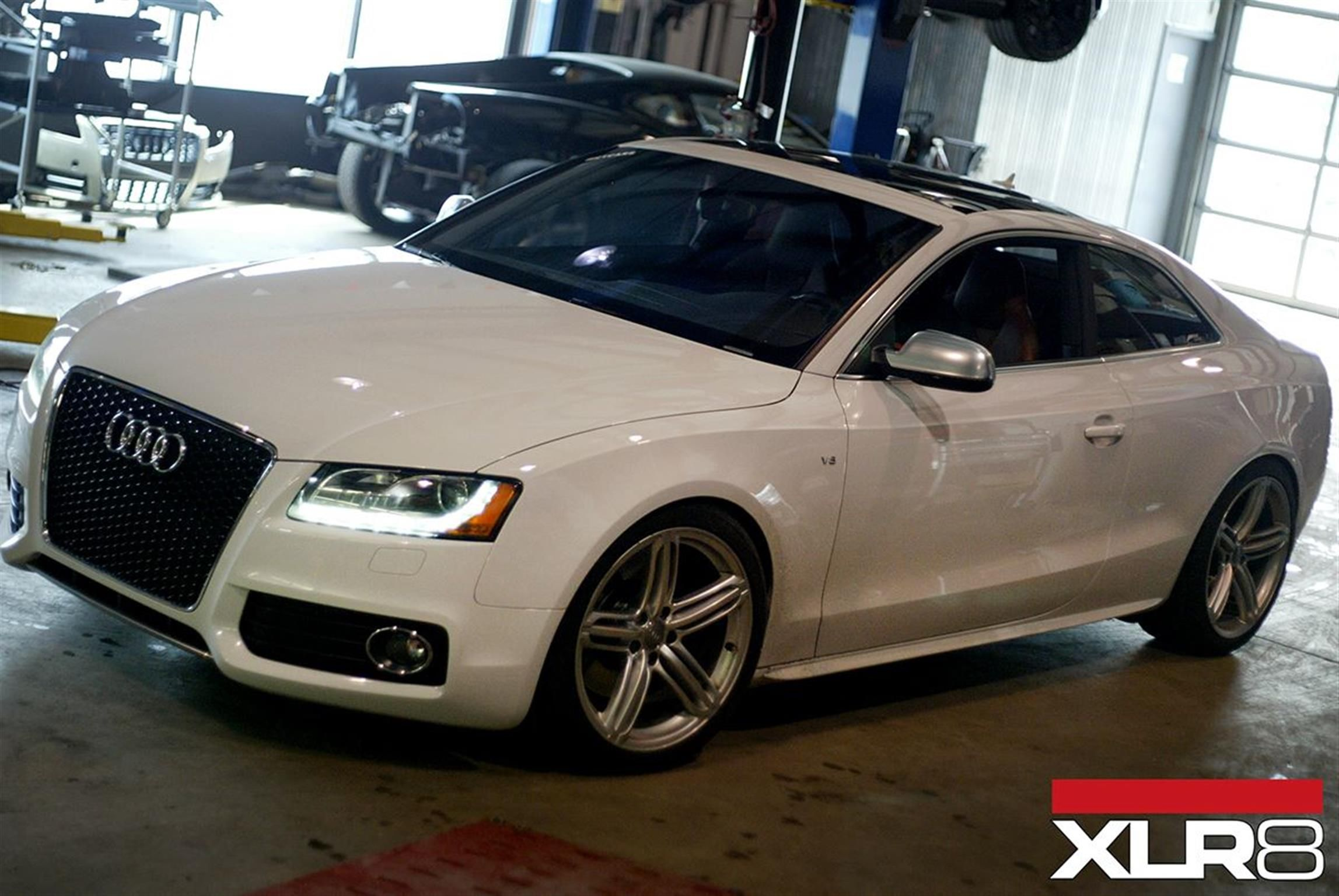 Audi b8 s5 by xlr8 excelerate performance in branford ct click to view more photos