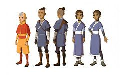 avatar character sheet avatar the last airbender model sheets | avatar characters