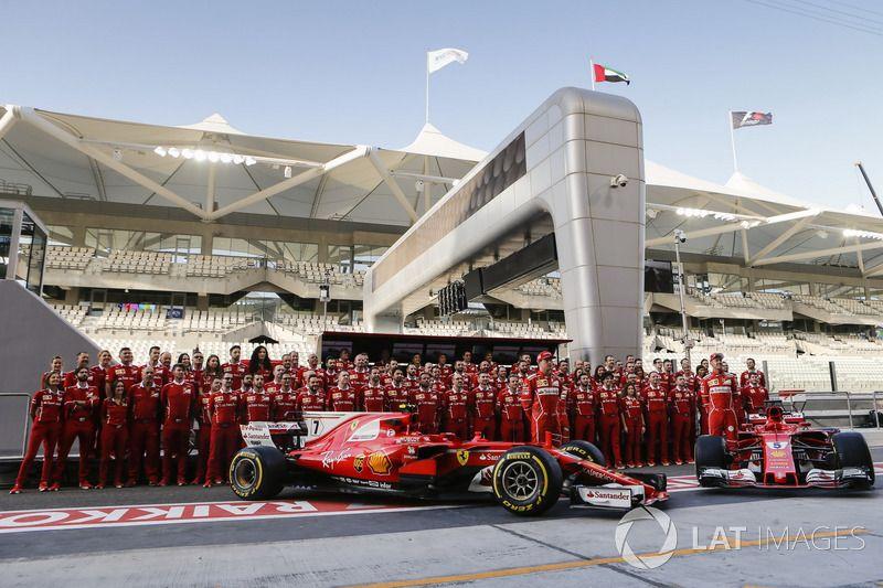 GP d'Abu Dhabi Les 25 meilleures photos de jeudi
