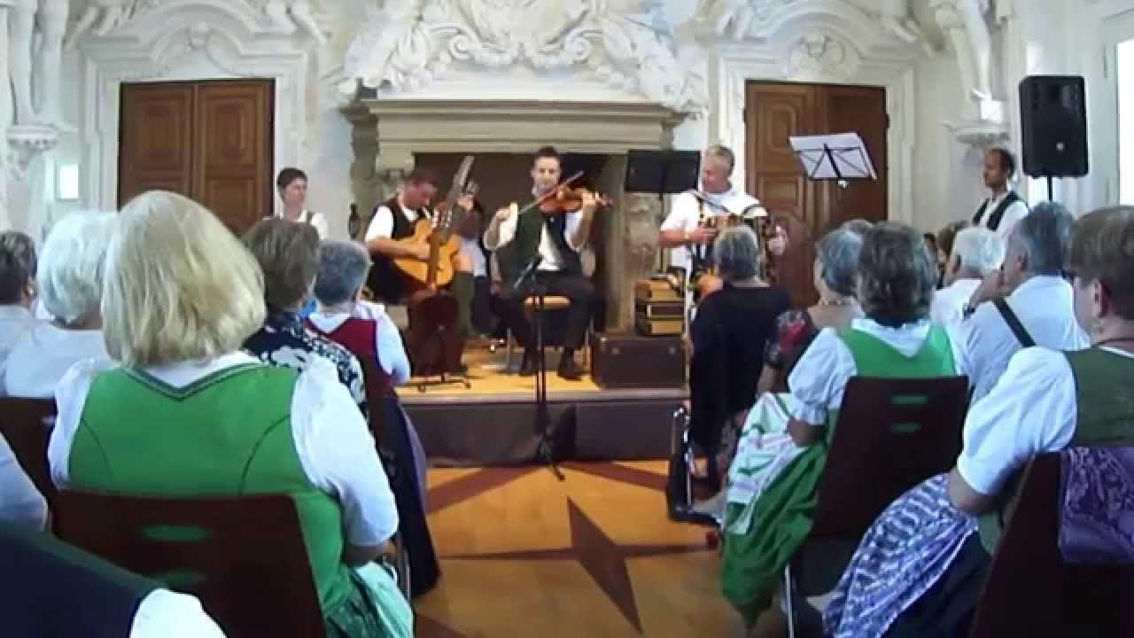 Hohenaschau Preysingsaal Ruperti-Ensemble