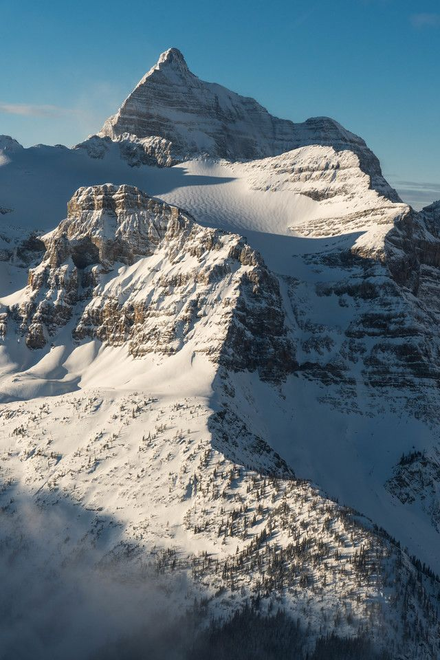Spectacular Banff Helicopter Tours with Exclusive Snowshoeing in the Rockies | Blog by The Planet D: Canada's Adventure Travel Couple
