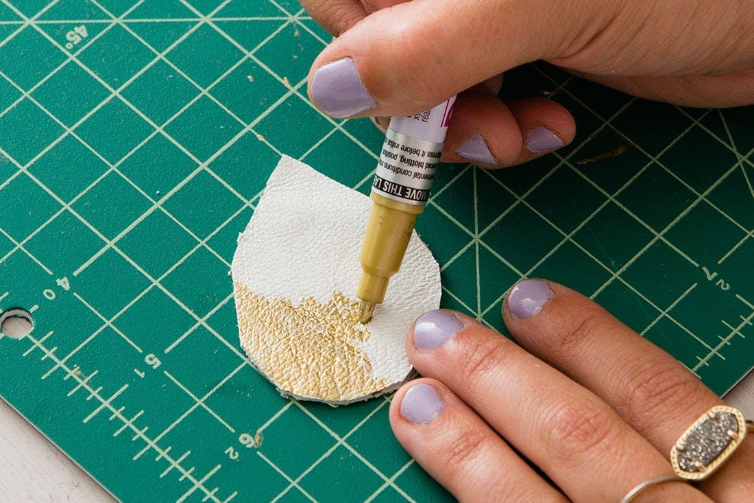 Photo of 4 Ways to Make Leather Earrings