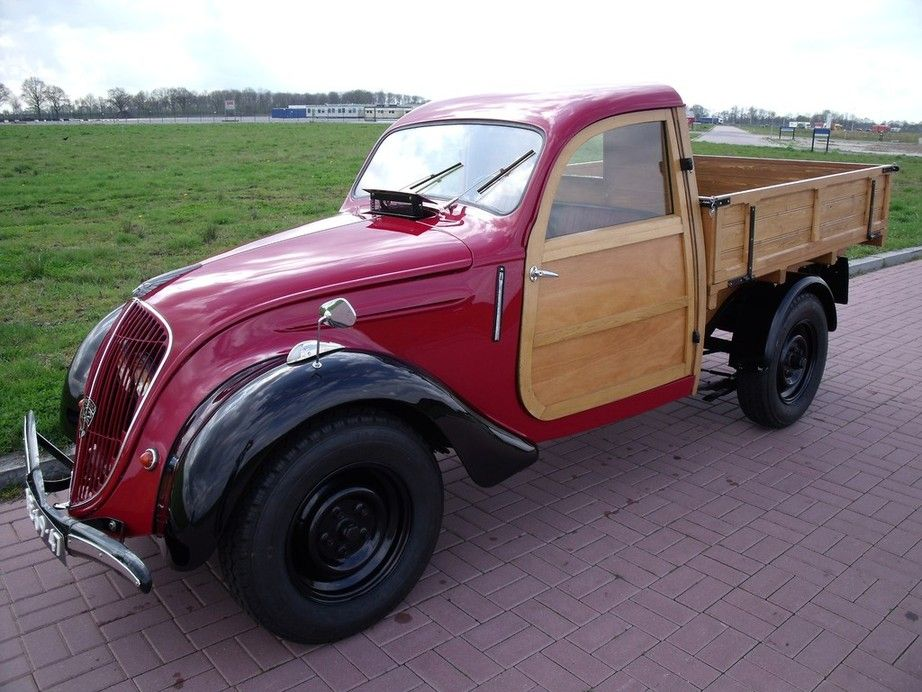 2cv pick up te koop