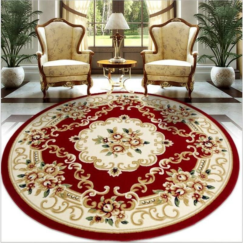 200X200cm European Style Classical Royal Floral Luxury