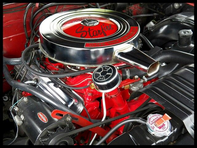 Oldsmobile 394 Rocket Motor 345hp | oldsmobile muscle