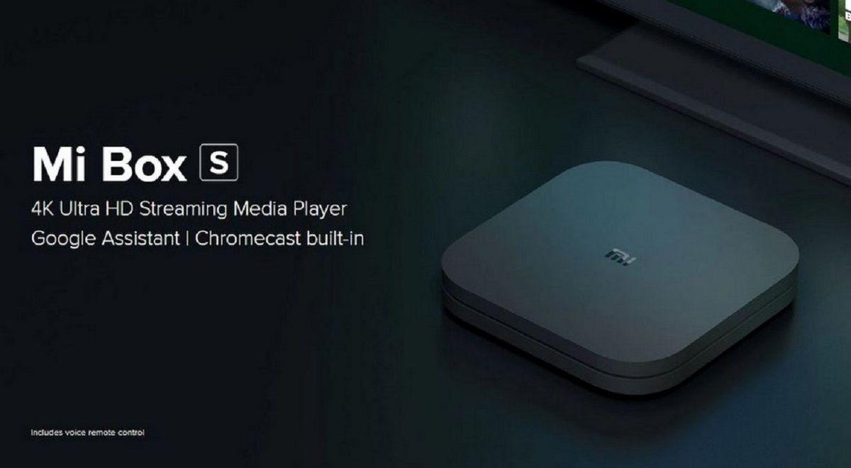 La Xiaomi Mi Box S Recibe Su Actualización Más Esperada Televisión Inteligente Moviles Nuevos Dispositivos Android