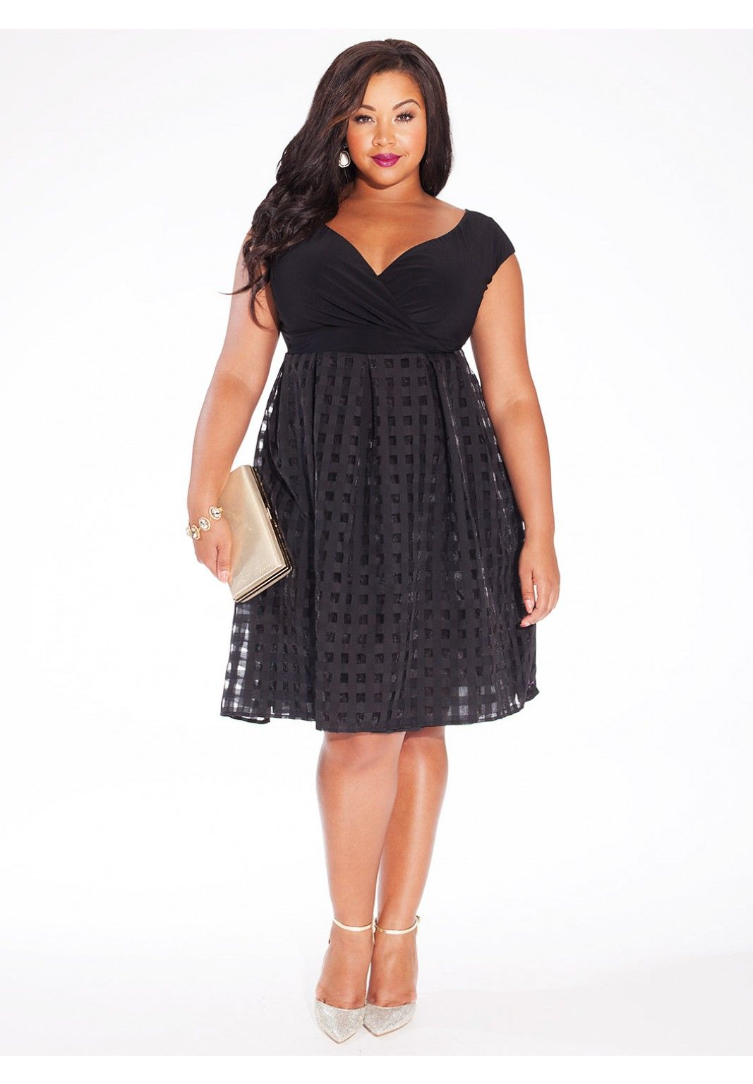 Adelle Dress | Plus Size Special Occasion Shop | OneStopPlus ...