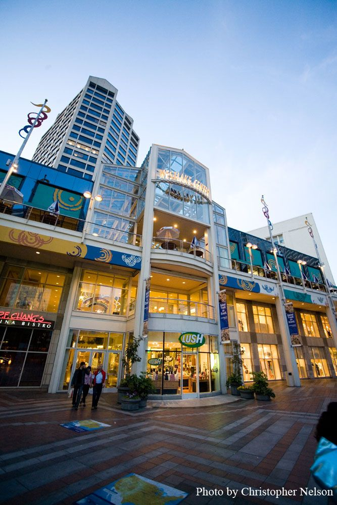 Seatte Westlake Center= one of my favorite malls! | Wanderlust