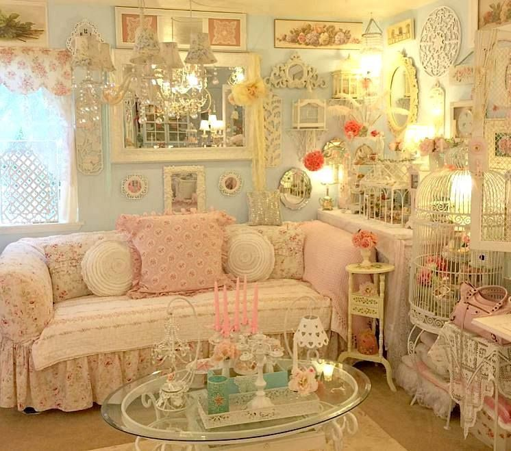 Pin On Shabby Chic Home Decor Ideas