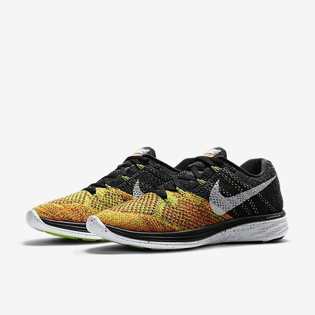 Nike Flyknit Lunar 3 Herren Laufschuh. Nike Store AT  2cc04b1da7238