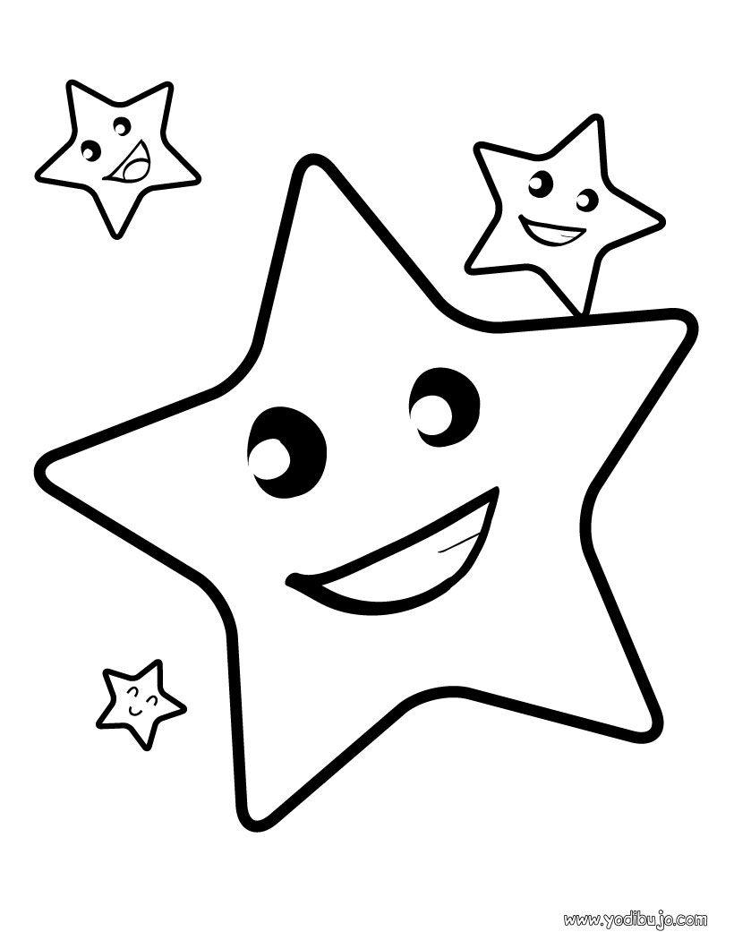Mi colección de dibujos: Estrellas | PROYECTO LOS PLANETAS Y SISTEMA ...
