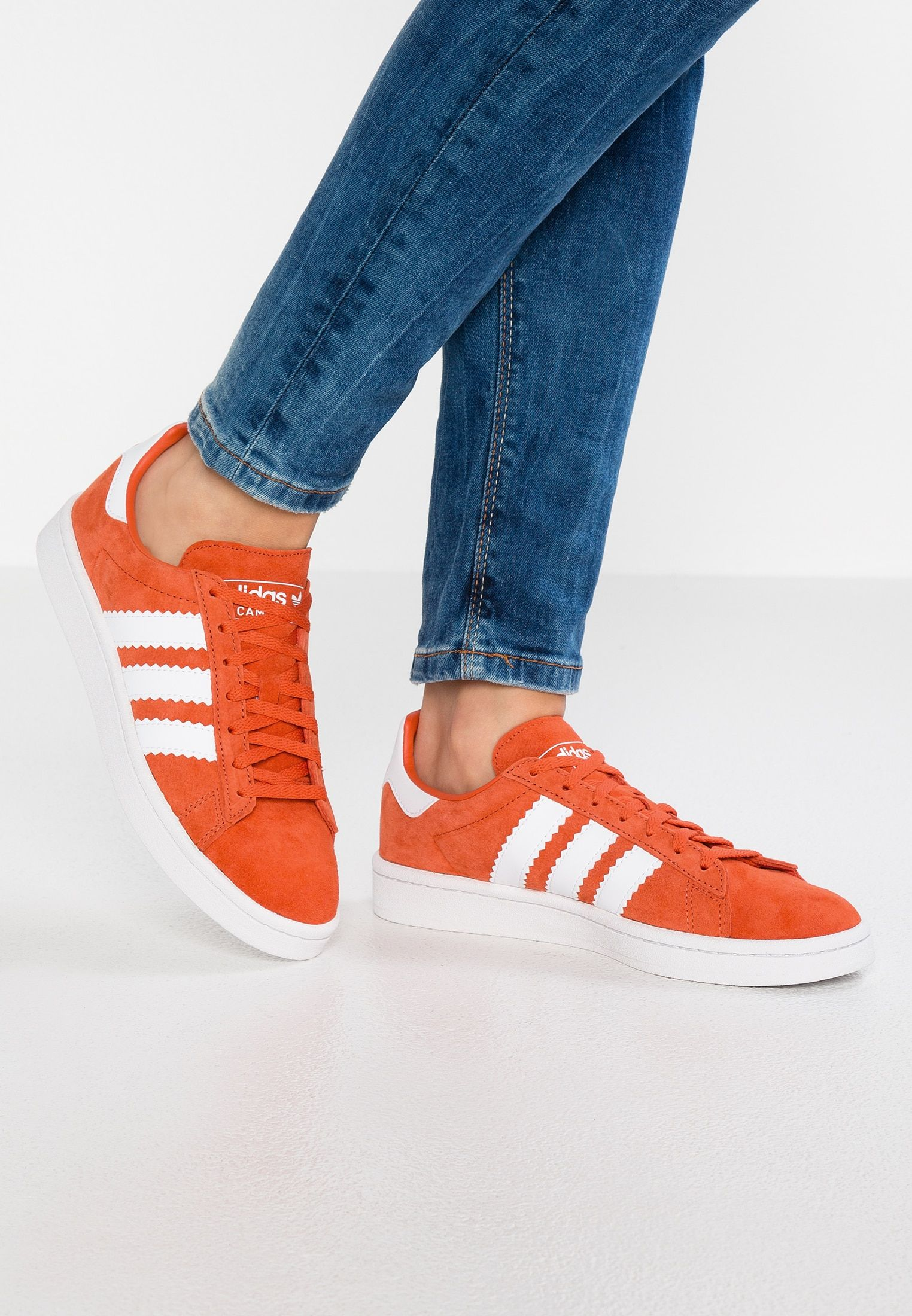 huge discount bad8c 88f96 adidas Originals CAMPUS - Sneakers - raw amber footwear white crystal white  - Zalando