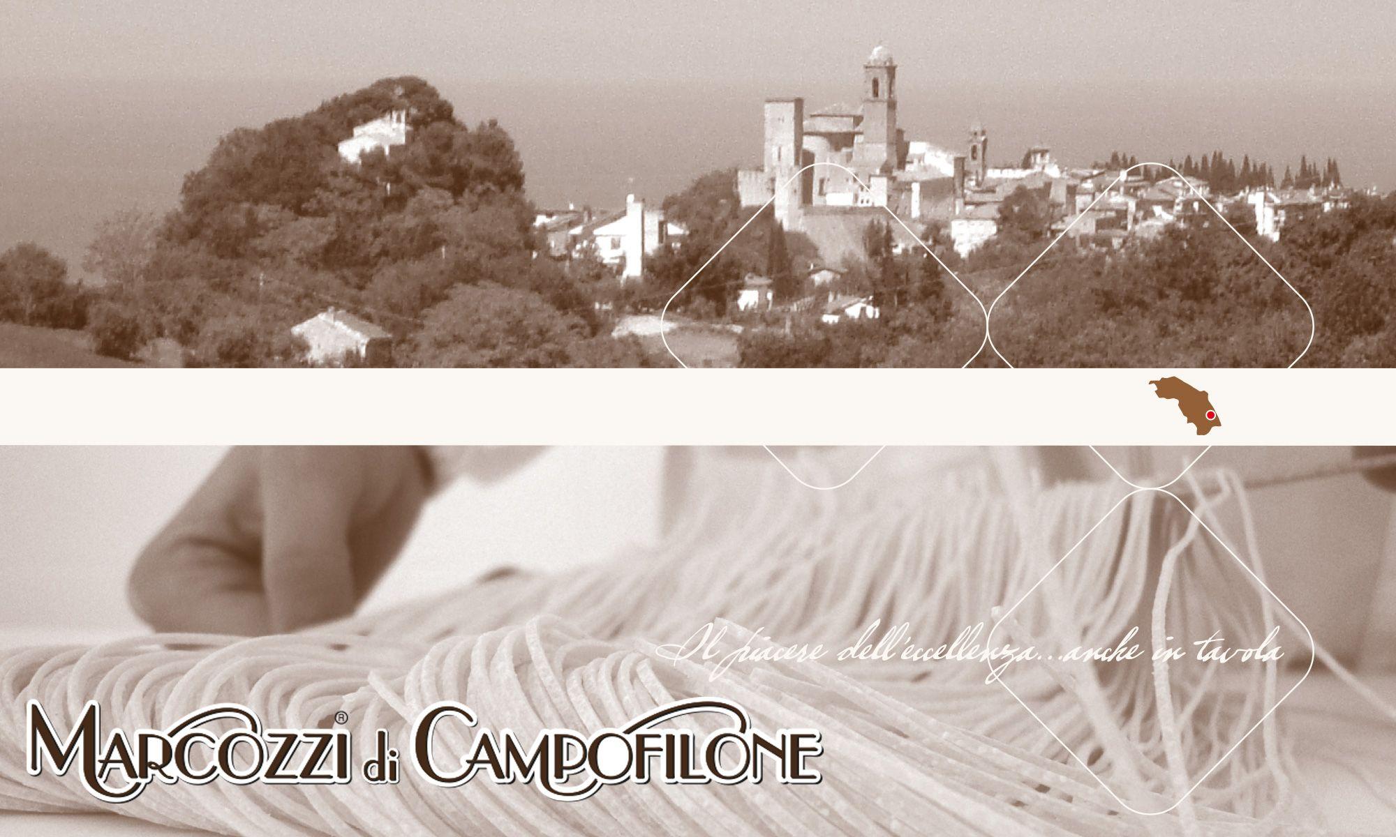 Dal 1400 ad oggi si tramandano tutti i segreti e le tradizioni dell'arte pastaia di Campofilone in maniera artigianale, con la stessa passione ed esperienza dei nostri antenati.