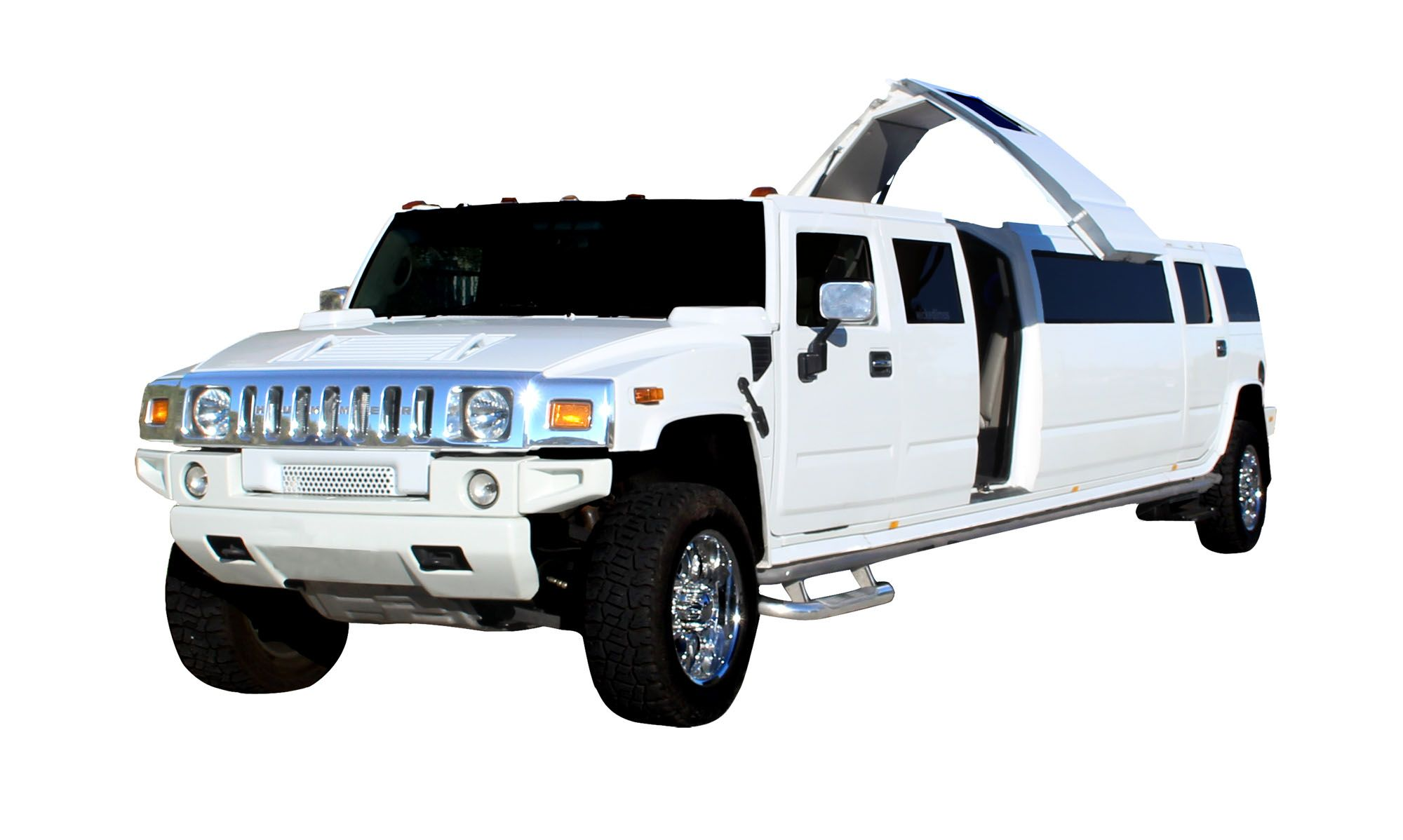 Pin by Wicked Limousines on White Hummer Perth Stretch ... | perth stretch hummers