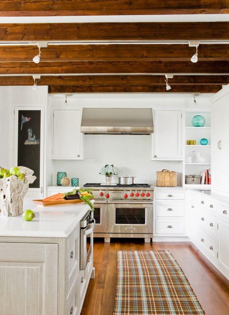 Beautiful Ceiling Inspiration Diseno De Cocina Suelos Cocina Techos Con Vigas De Madera