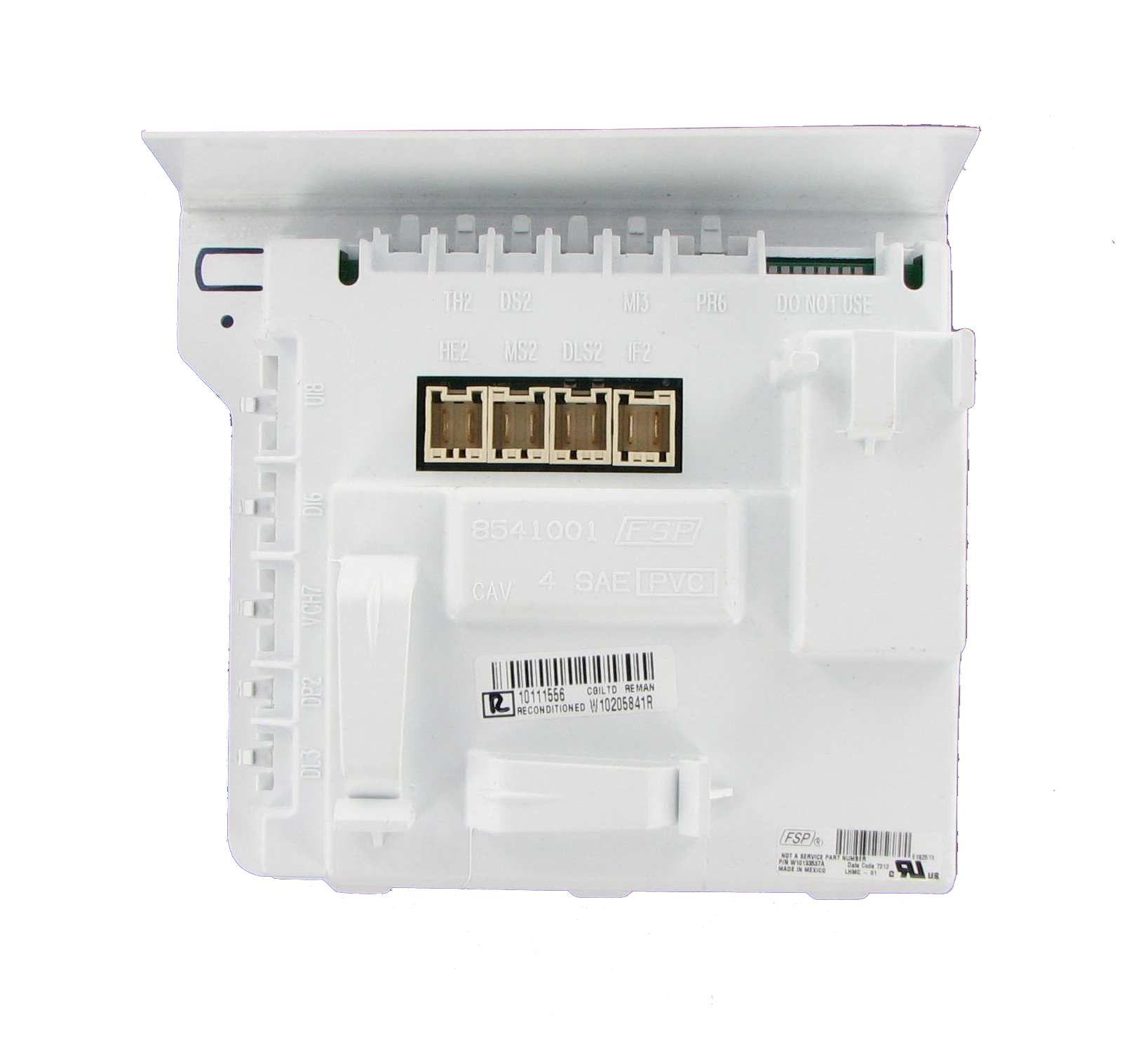 Whirlpool W10205841 / WPW10205841 Washer Electronic