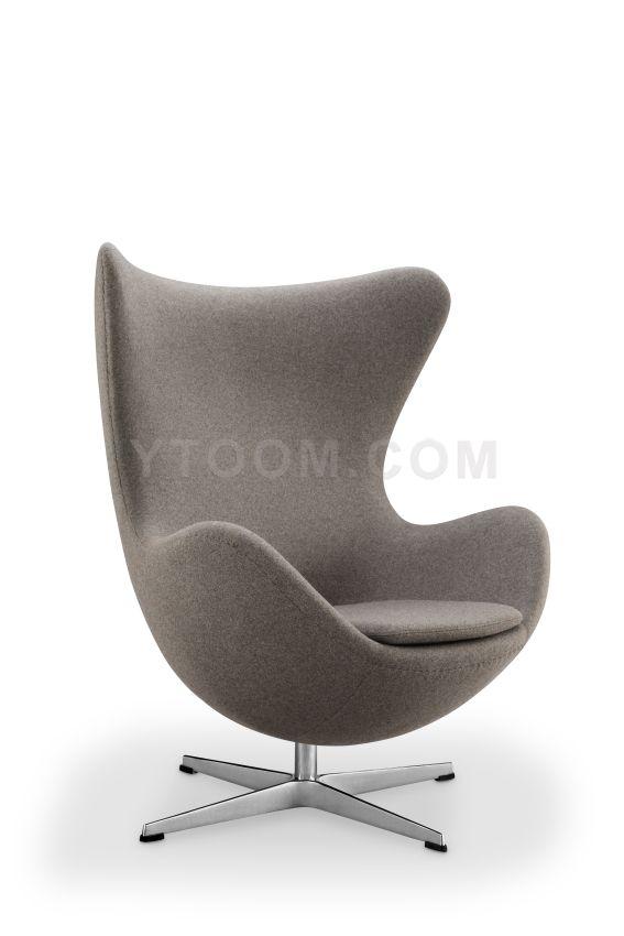 arne jacobsen egg chair replica. Retro Designer Reproduction Furniture Replica Arne Jacobsen Egg Chairs In Wool Chair