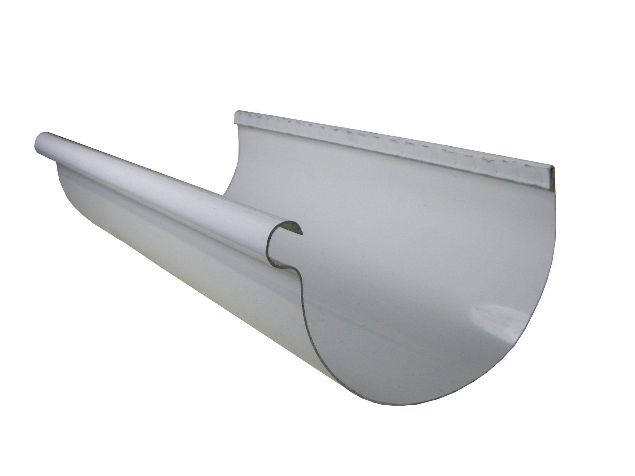 Aluminum Half Round Gutter Available At Http Www Guttersupply Com P Gutters Gstml Gutters Menards Gutter