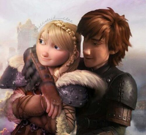 Hiccup Astrid How To Train Your Dragon 2 How Train Your Dragon How To Train Your Dragon Hiccstrid