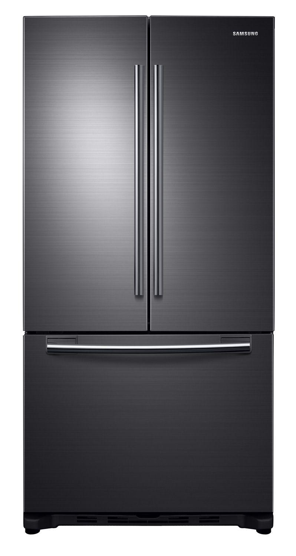 Samsung Cu Ft Fingerprint Resistant Black Stainless Steel - Abt samsung