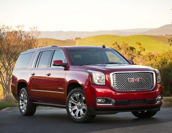 2015 5 Gmc Yukon Denali Denali Xl Get New 8 Speed Automatic And More Kelley Blue Book Automobil Marke