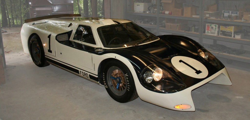 Ford J Car Completed フォードgt40 スーパーカー ル マン