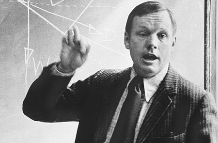 neil armstrong as a professor - photo #7