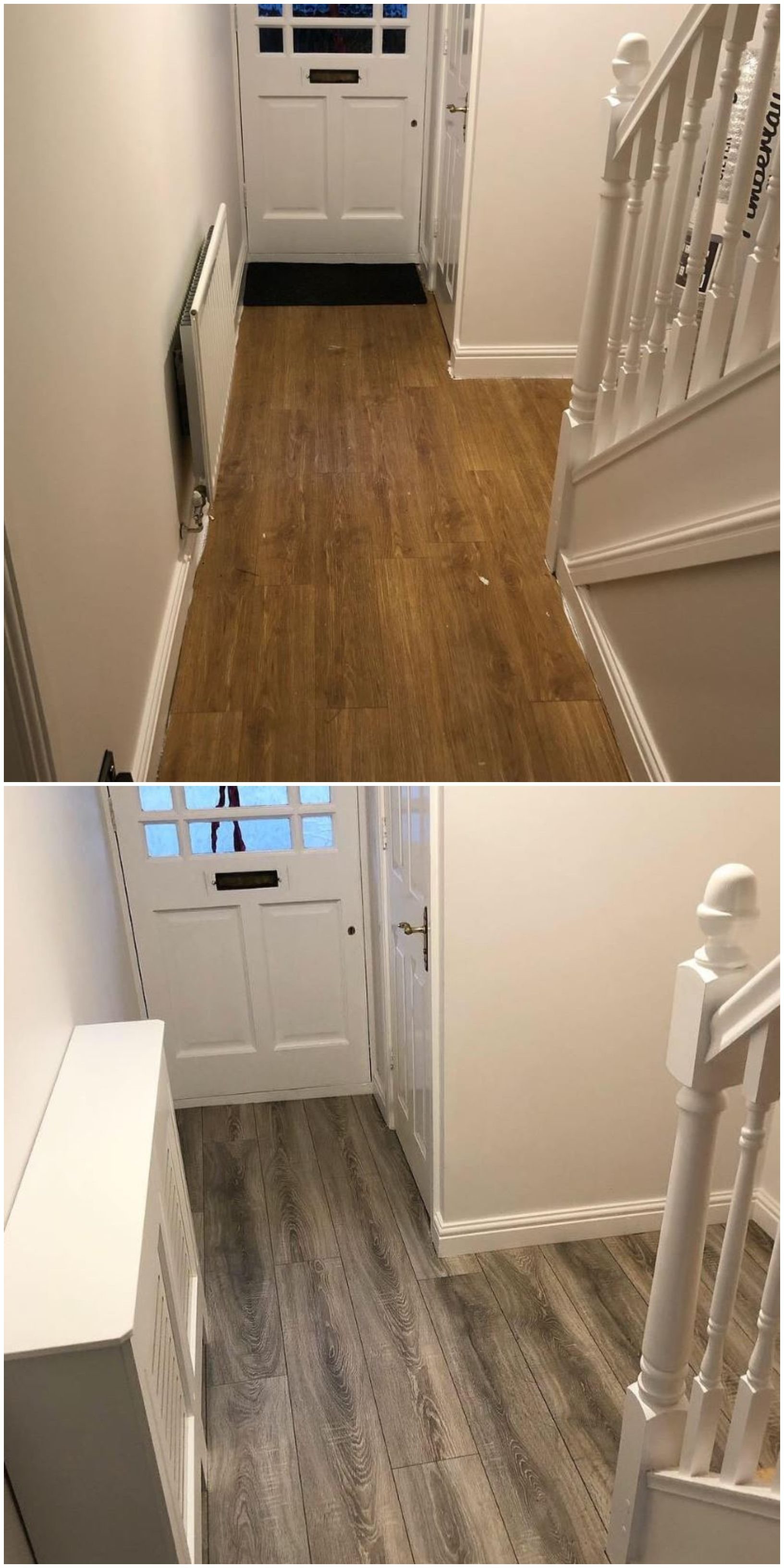 Cottage Distressed Grey Oak Laminate Flooring Oak Laminate Oak Laminate Flooring Flooring