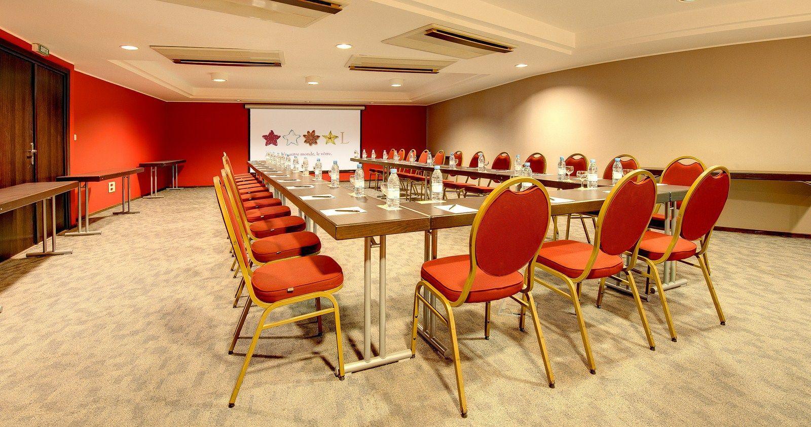 Business Meetings Terrou Bi 5 Stars Hotel In Dakar