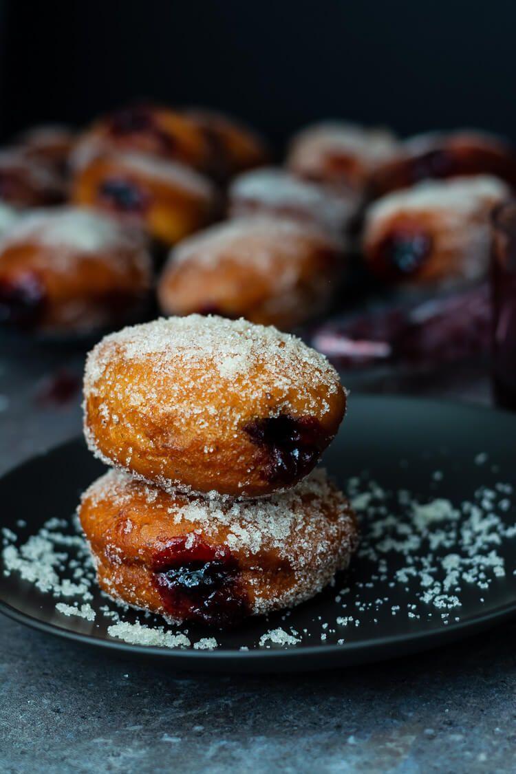 How to Make Nigerian Doughnut Without Eggs (Homemade Vegan